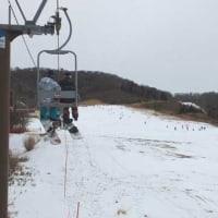 今年最初の初滑り♪ めいほうスキー場に行ってきました。