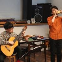 オカリナとギターのコンサート 茨木智博・大柴拓