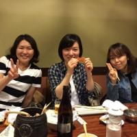 新宿「かに道楽 新宿本店」で春の女子会