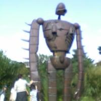 ジブリの森美術館へ!!