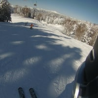 今シーズン最初のスキーに行きました。其の1