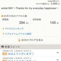 おかげさまでありがとう♪