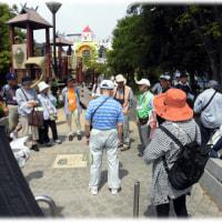 初夏のいばらき観光ウォーク(^^♪「銅鐸鋳造の東奈良遺跡とその周辺を訪ねる」