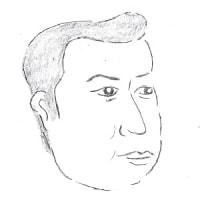 10月21日のチョコット似顔絵