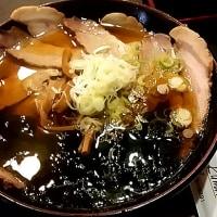 ラーメン クマのチャーシューメンと水炊き鍋