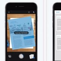 スマホで撮影した領収書・名刺等をPDF化できるアプリ「Adobe Scan」