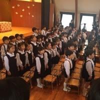 年長組☆卒園式