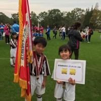 第32回鹿児島県幼児ガーデンサッカー大会