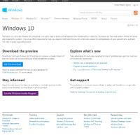 Micorosft Windows 10 Previw - ������?�ɥ����Ȥ�����ޤ���