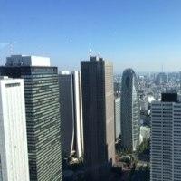 東京見物~東京都庁展望台編~