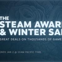 2016年度(~17/1/3) Steam Holiday Sale デイリー&その他まとめ