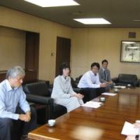 日本共産党市議団の2017年度熊本市予算編成についての要望