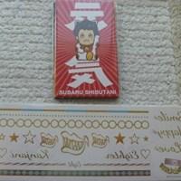 関ジャニ∞ 元気が出るLIVE!! 公式グッズ TPOシール&ポチ袋 + 公式生写真 激安通販はこちら!!
