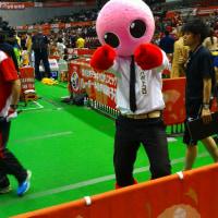 リオ五輪バレーボール最終予選見にきました♪