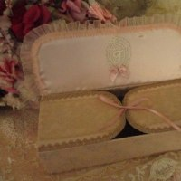 ピンクゴールドのお裁縫箱🎵