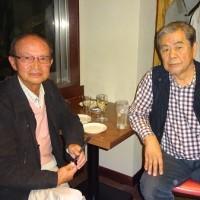 「江戸文化を知る会」50回記念会