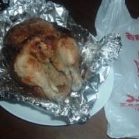 熊本玉名の若鶏の丸焼き コッコローチキン♪