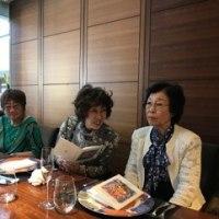 シャンソン歌手リリ・レイLILI LEY  成城 シェ松尾での シャンソン仲間たち