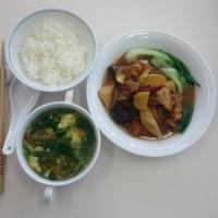 中華料理赤焼肉