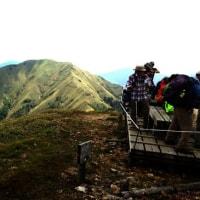 初登山✨✨剣山(一ノ森~剣山山頂)