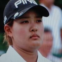 アースモンダミンカップ  LPGA tour の取材をして  賞金 3000万円超