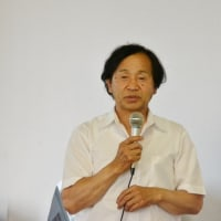 染谷行政区にて、行政報告会を開催させていただきました。