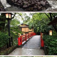 初めて伊豆・修善寺を散策してみました。