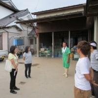 農業大学校生の視察研修会・交流会を開催しました
