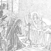 『ばらの聖女 ヴィテルボの聖ローザ』企画:デルコル神父、文:江藤きみえ 12