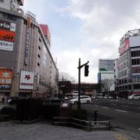 仙台駅西口『GSビル』解体