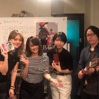 """ネット番組""""AMIMAMINO""""、TABARUさんと共演!"""