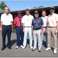スカイウェイCC。「日本プロゴルフグランドシニア選手権」。。