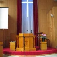 別府国際バプテスト教会で証し