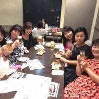 コンペ授賞式の後、素晴らしい先生達と最高の時間を(*^^)v