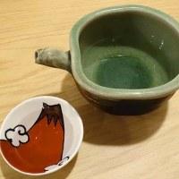 手打ち蕎麦切り 匠(千代田区神田佐久間町)の「富山の板わさ」「蕎麦味噌」「合盛り」「鳥ごぼう蕎麦」等