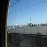 寒い日ですが、関東へ出張しました。富士山は見えたかな。