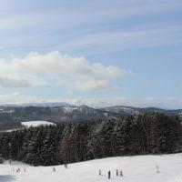 次男、スキー遠足&バレンタイン💛
