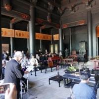湯島聖堂孔子祭に行く