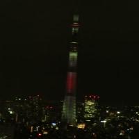 日本橋室町31階からの夜景2