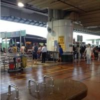 シンガポールからマレーシアへの移動