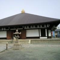 『浪速史跡めぐり』四天王寺の庚申さん・庚申堂の由来に拠れば、今から千三百年前の文武天皇の時代に疫病が日本中に蔓延した。