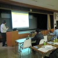 黒川地域水稲直播技術研修会を開催