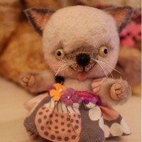 お詫びです・チェシャ猫♪苺サブレちゃん☆(@_@)・・・ゴメンナサイ