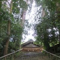 出雲 長浜神社から神魂神社へ