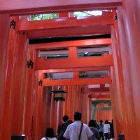 晴明神社と伏見稲荷