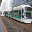 広島市の路面電車調査しました。