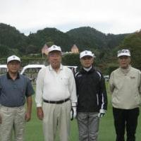第43回秋季大阪支部ゴルフ懇親会