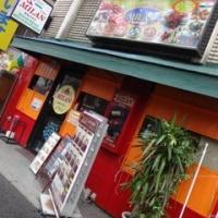 【高円寺のグルメ】MILAN(ミラン) 東高円寺店 ~ランチFセット(ほうれん草チキンカレー)~