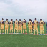 5/3  U18リーグvs藤井寺工科
