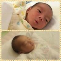 祝☆赤ちゃん誕生